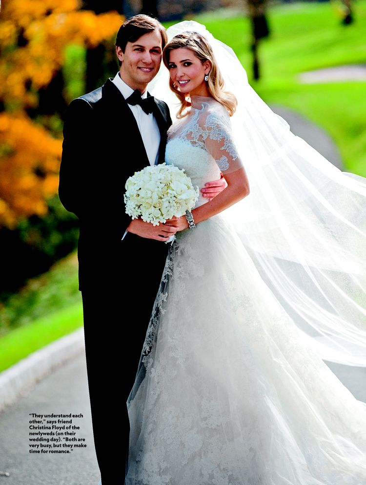 Ivanka Trump Wedding Dress The Daily Batch