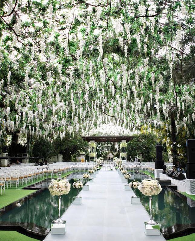 Flower Aisle Wedding: Wedding Aisle Flowers