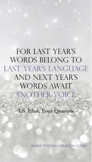 new year advice